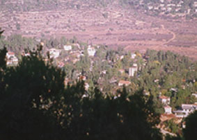 Bet-Zayit village